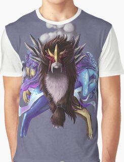 Pokemon: Legendary Beasts Graphic T-Shirt