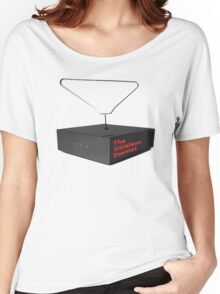 The wireless internet Women's Relaxed Fit T-Shirt
