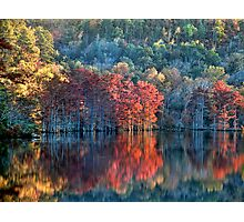 Fall Spicified Photographic Print