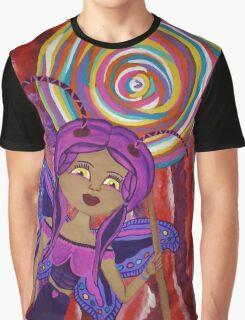 Aubrey Agaricwitch Fairy Graphic T-Shirt