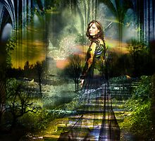 STAYING THE PATH by Tammera