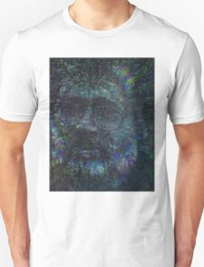 Terence McKenna Tribute Poster 02 Unisex T-Shirt