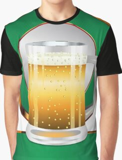 Glass of beer Graphic T-Shirt