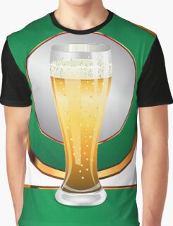 Glass of beer 2 Graphic T-Shirt