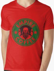 Empire Coffee Mens V-Neck T-Shirt