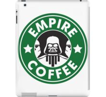 Empire Coffee iPad Case/Skin