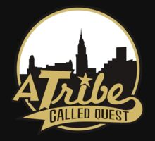 A Tribe Called Quest by Galbadian
