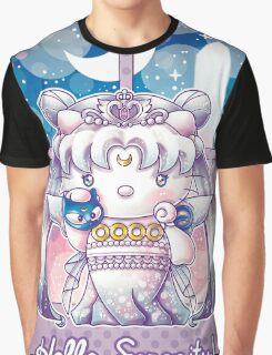 Hello Serenity Graphic T-Shirt