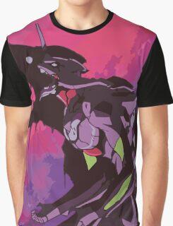 EVA 01 - Evangelion T-shirt / Poster / Phone case / Mug Graphic T-Shirt