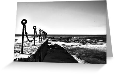 Newcastle Baths Chain by Daniel Rankmore