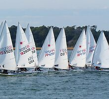 Sailboat Racing by Cynthia48