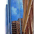 Boston Architecture by Adrienne Berner