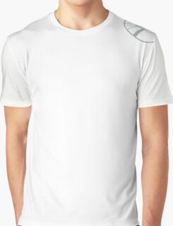Agents of SHIELD / Light Gray Reversed Graphic T-Shirt