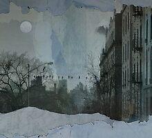 Winter Dusk by Mary Ann Reilly