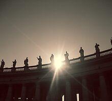 Watching over us by Ashli Amabile