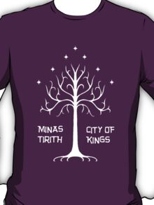 Minas Tirith: City of Kings T-Shirt