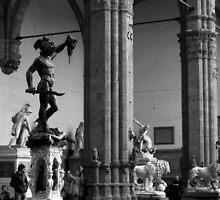 Florence statues by Ashli Amabile