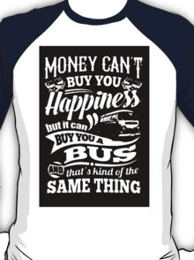 Happiness is a bay bus T-Shirt