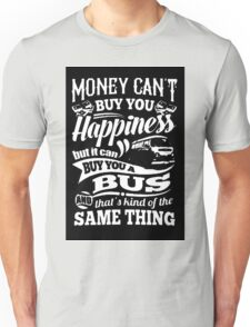 Happiness is a bay bus Unisex T-Shirt