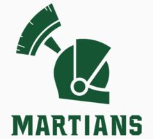 Mars State University Martians by AngryMongo