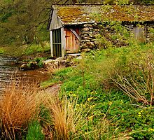 Boathouse by chrisg