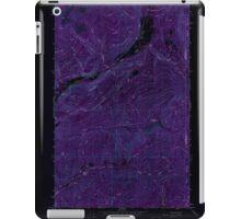 USGS Topo Map Washington State WA Aladdin 239772 1966 24000 Inverted iPad Case/Skin