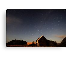 Stars Hide Your Fires Canvas Print