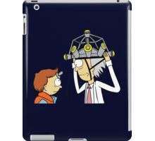 Back to the Future Morty iPad Case/Skin