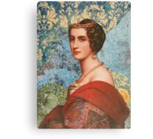 Amalie  Canvas Print