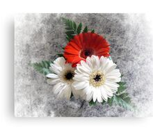 Bouquet. Canvas Print