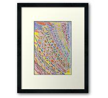 triangle-2012/02 Framed Print
