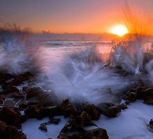 Sunrise Explosion by DawsonImages