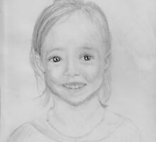Self Portrait by Nicole Schenk