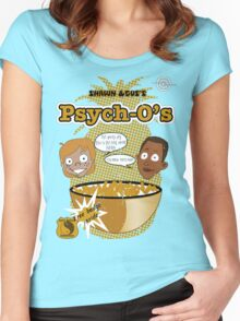 Best Cereal Ever Women's Fitted Scoop T-Shirt