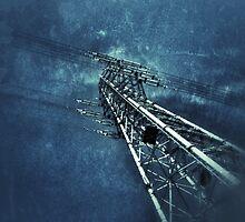 Electric Blue by kibishipaul