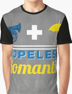 Hopeless Romantic Graphic T-Shirt