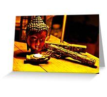 Zen Greeting Card