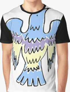layer bird Graphic T-Shirt