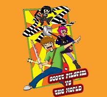 Scotty Pilgrim and friends...of the girl variety Unisex T-Shirt