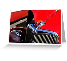 Alameda Car Show • A Year in Review Greeting Card
