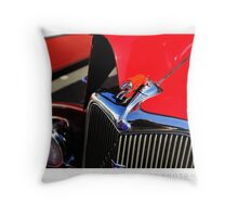 Alameda Car Show • A Year in Review Throw Pillow