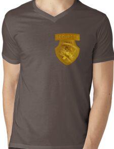 FNAF - Purple Guy's badge Mens V-Neck T-Shirt