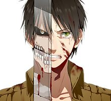 Attack on Eren by aniplexx