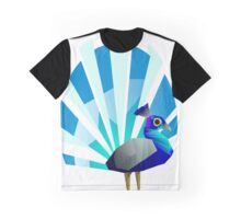 Peacock solo Graphic T-Shirt