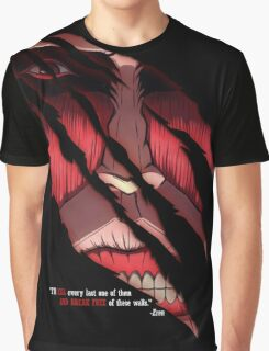 The Titan Inside you Graphic T-Shirt