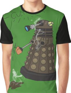 Dalek Retrement - Dr Who's Orders | CULTIVATE Graphic T-Shirt