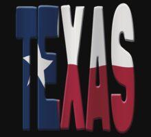Texas flag by stuwdamdorp