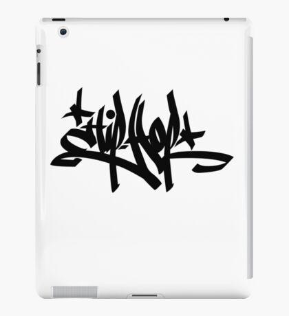 Hip-Hop (Graffiti) iPad Case/Skin