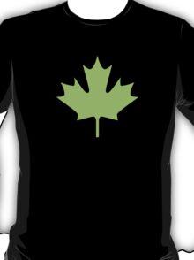 Maple leaves T-Shirt