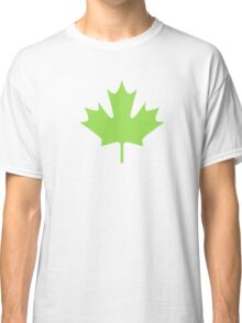 Maple leaves Classic T-Shirt